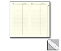 Алфавитная книжка 8,5x15 Graphite, тонированая