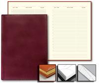 Ежедневник Favorite 15x21 Credo недатированный, тонированный золотой обрез, коричневый