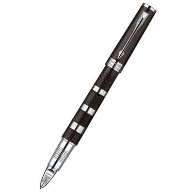 Parker Ingenuity L F501 Brown Rubber&Metal CT Fblack, Parker 5th