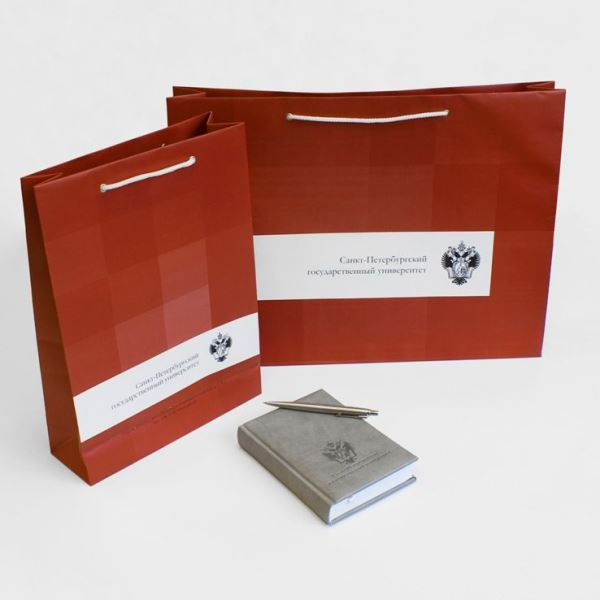 Пакет пластиковый с логотипом почта россии