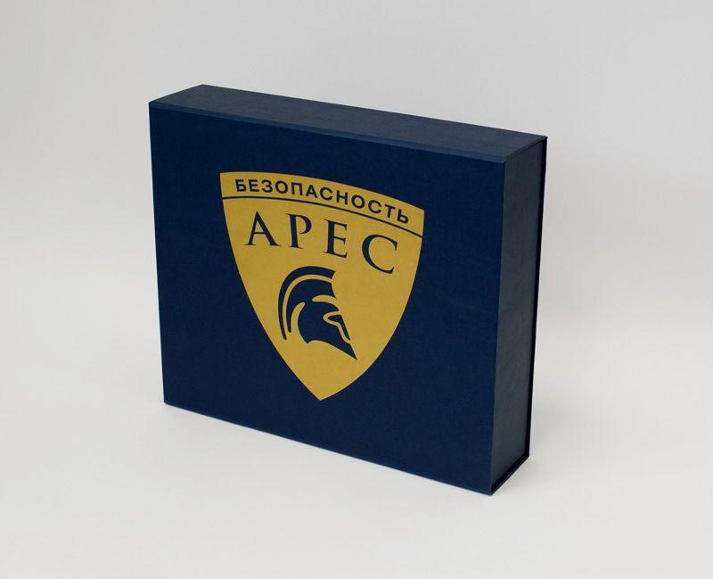коробки с логотипом: