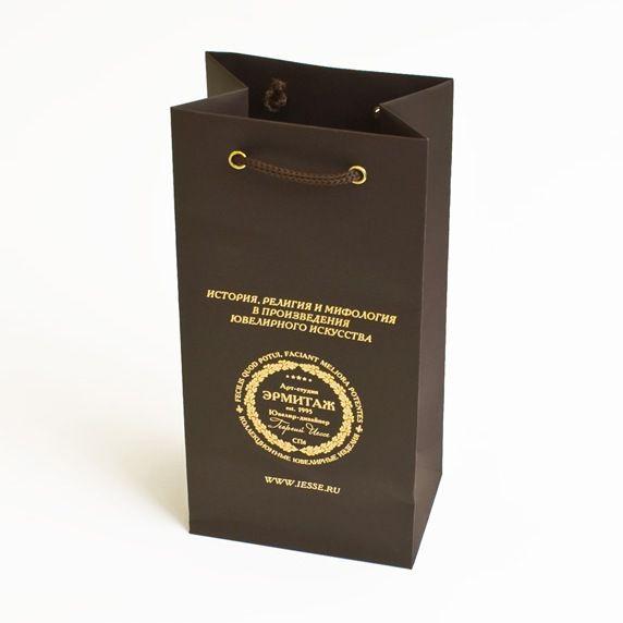 Логотип на пакете хабаровск